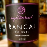 Wines from Spain: Bancal del Bosc white  2013 #spain #wine #catalunya