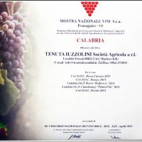 Fattoria San Francesco's Wines win five gold medals #wine #Italy