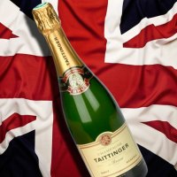 Champagne Taittinger moves across England #france #england #wine