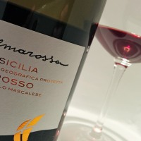 "Calmarossa, wine with a ""volcanic"" character"