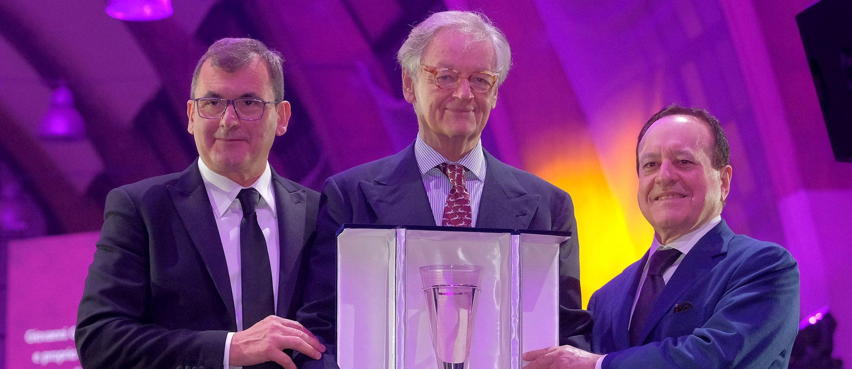 Ornellaia, interpreter par excellence of Italian wines,wins Vinitaly's 2019 International Prize