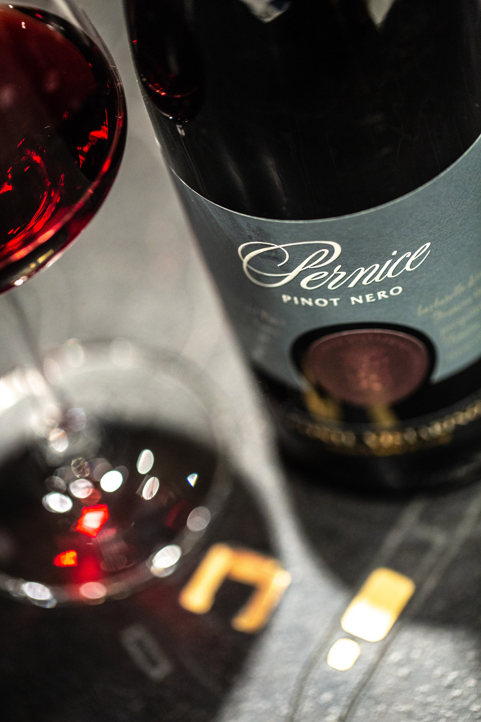 Pernice 2015, the Pinot Noir according to Conte Vistarino