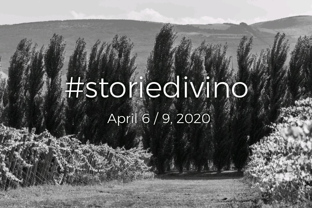 Encounter with #storiedivino 15 Italian wine producers live on Facebook and Instagram.