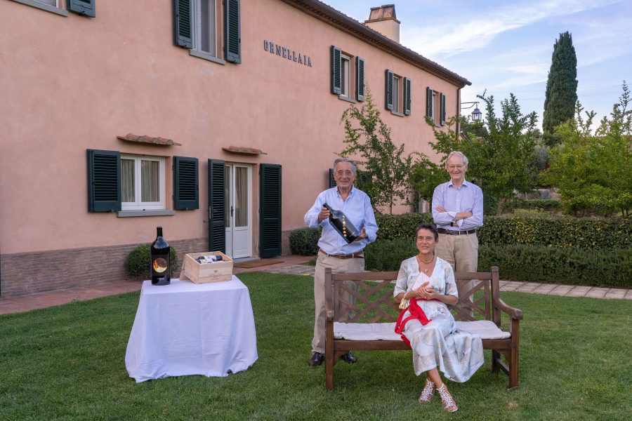 "ORNELLAIA VENDEMMIA D'ARTISTA 2017 ""SOLARE"" AUCTION RESULTS"