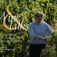 Ornellaia Wine&Talks series: Le Serre Nuove dell'Ornellaia 2018